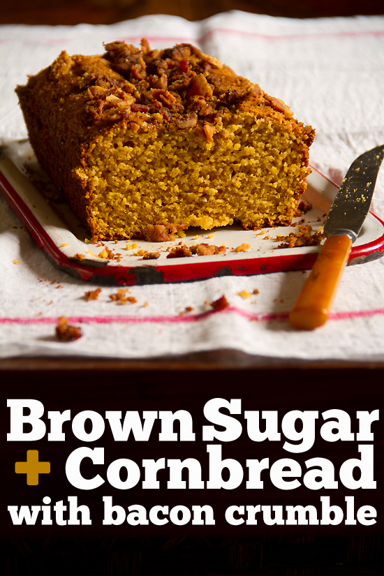 Brown Sugar Cornbread