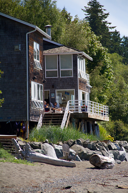 Lummi Island Beach House