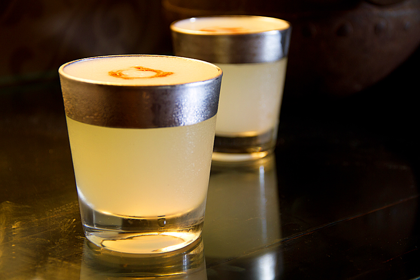 How to Make a Pisco Sour