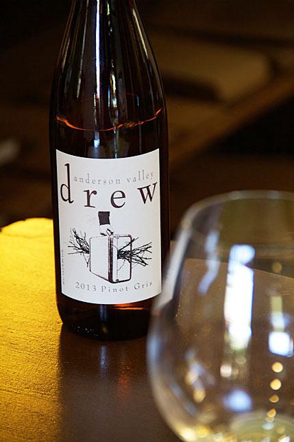 Drew Pinot Gris