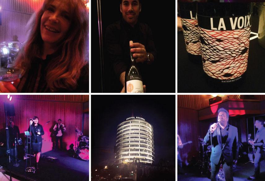 La Voix Winery Party