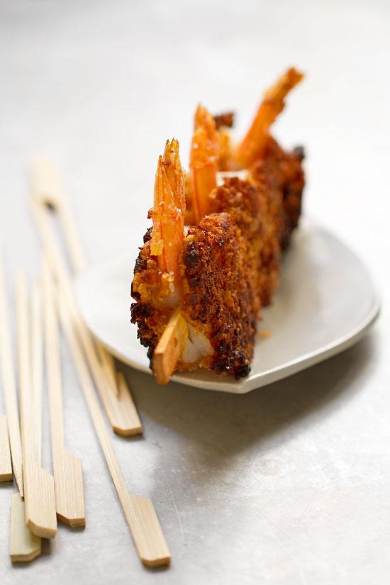 Shrimp Satay Vongerichten