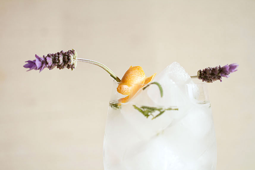 Spanish Style Gin and Tonic