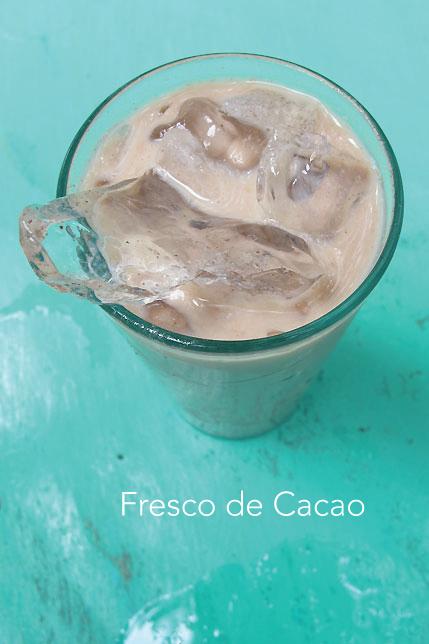 Fresco de Cacao