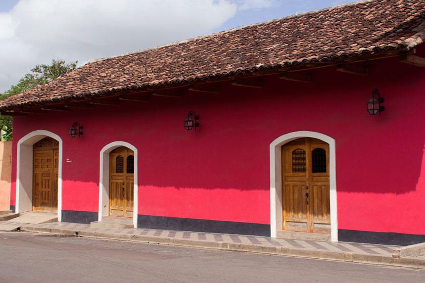 Miss Margrits Granada, Nicaragua