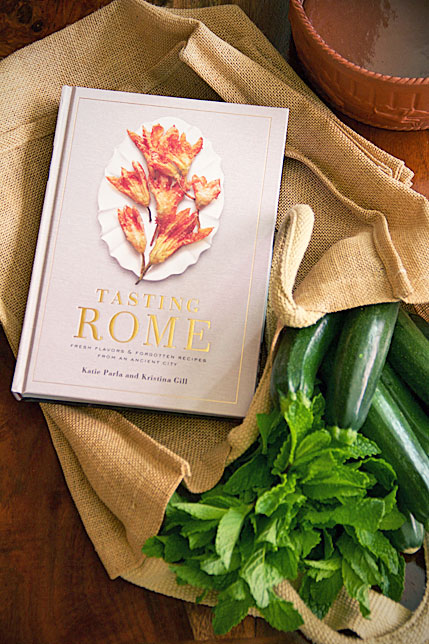 Tasting Rome Cookbook