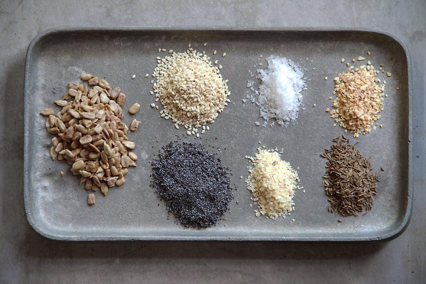 Everything-Bagel Seasoning
