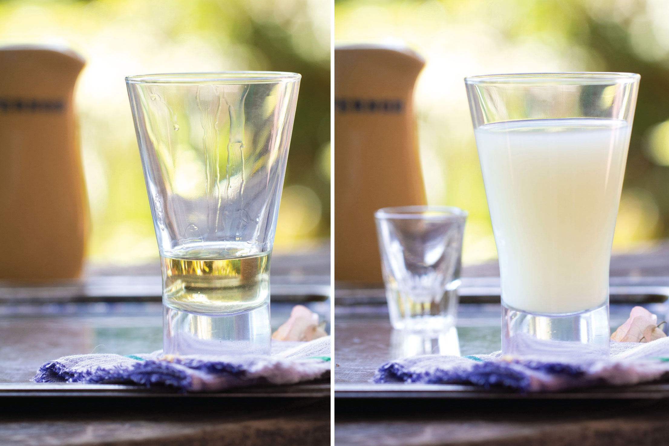 How to Drink Pastis Like the French