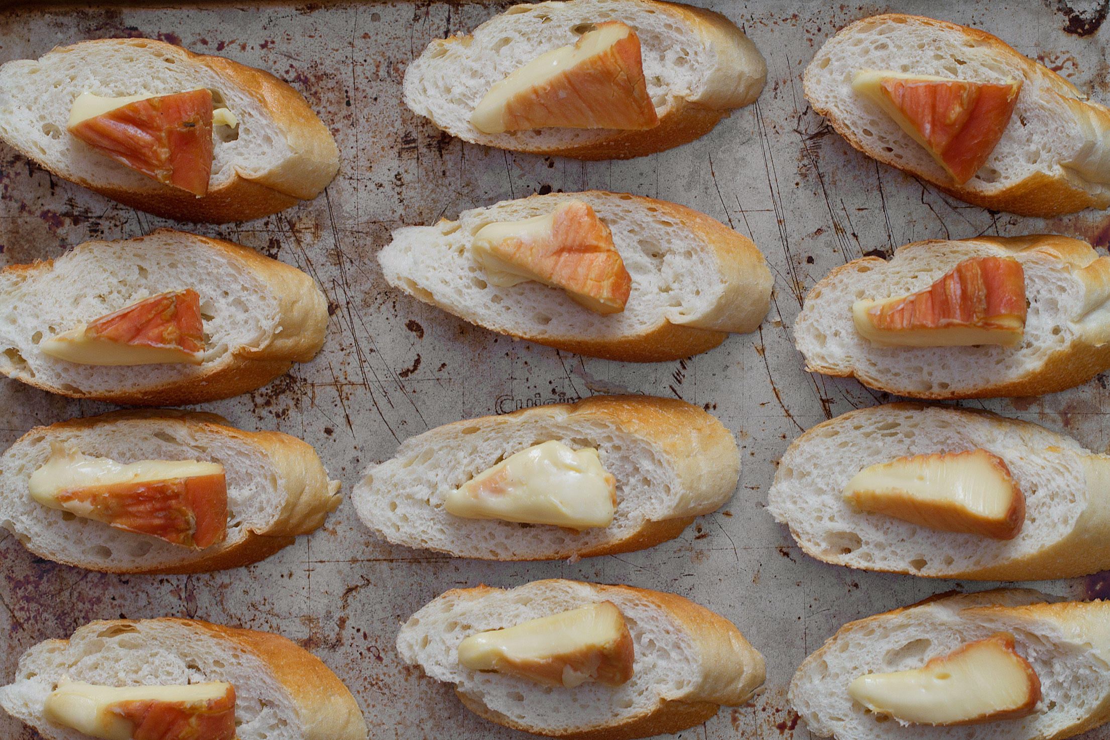 Epoisses Toasts