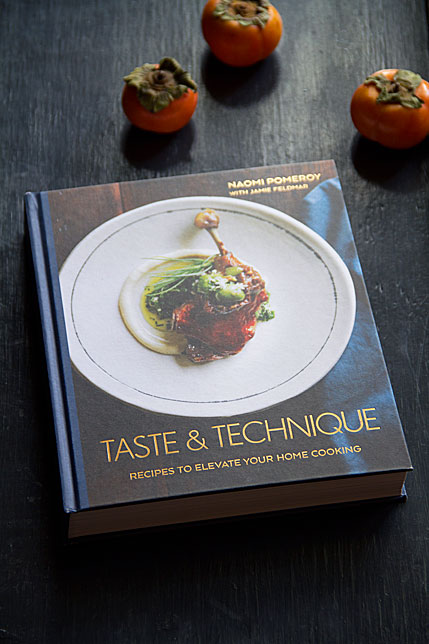 Taste and Technique by Naomi Pomeroy