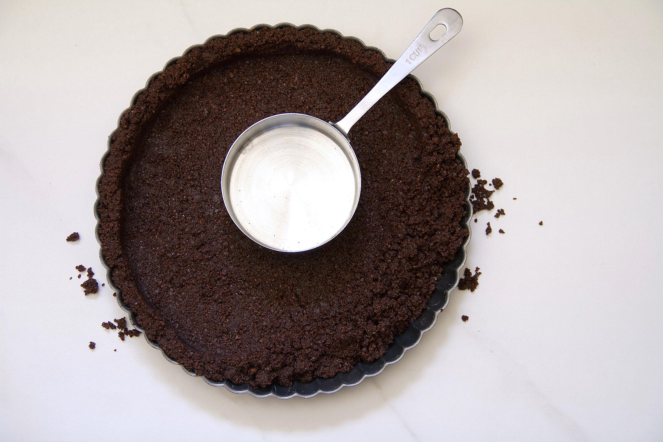 Chocolate Tart Crust