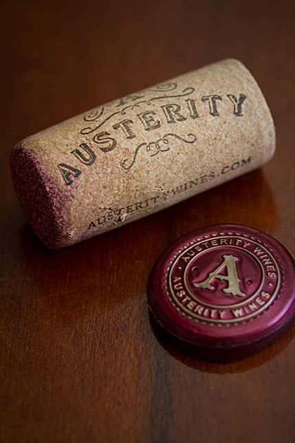 Austerity Cabernet Sauvignon