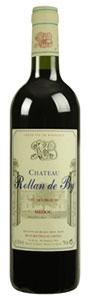 Chateau Rollan de By Cru Bourgeois Médoc 2011