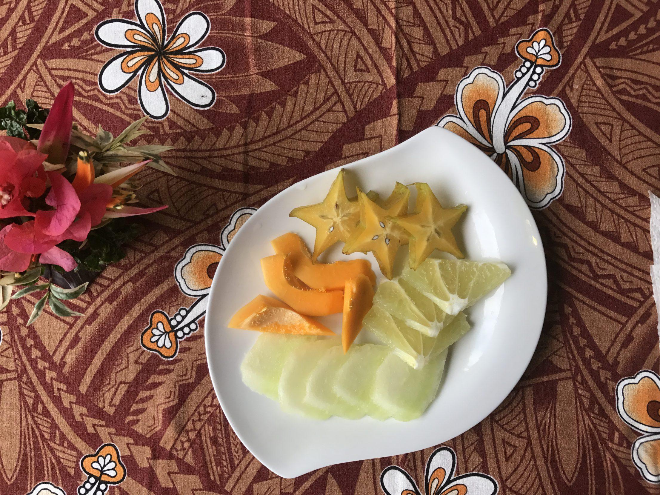 Fruit Tahiti Iti