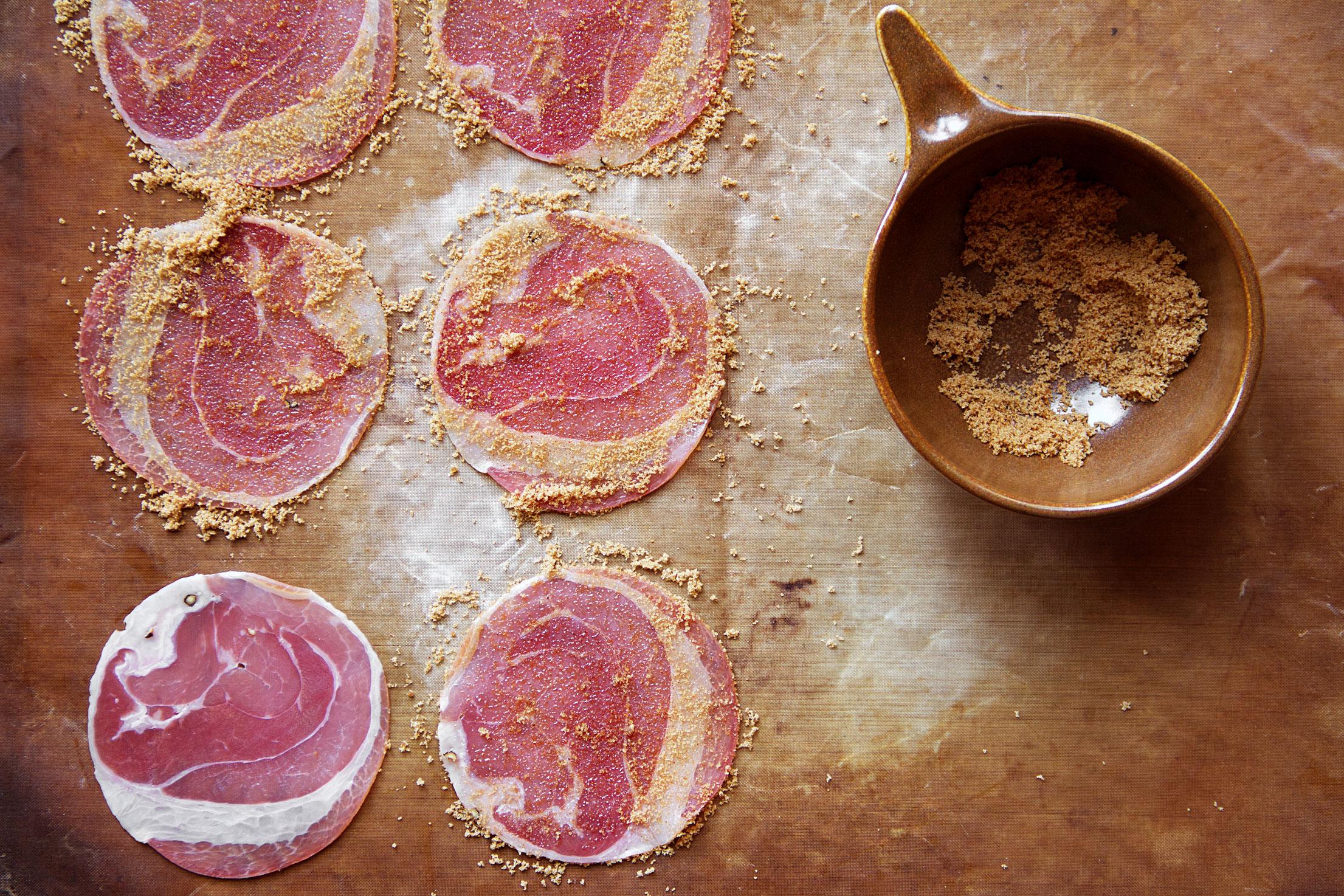 Candied Pancetta
