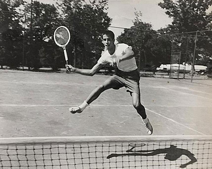 James Gifford Henry Tennis