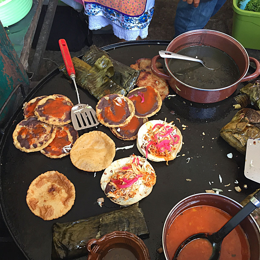 The Street Food of Mérida, Mexico