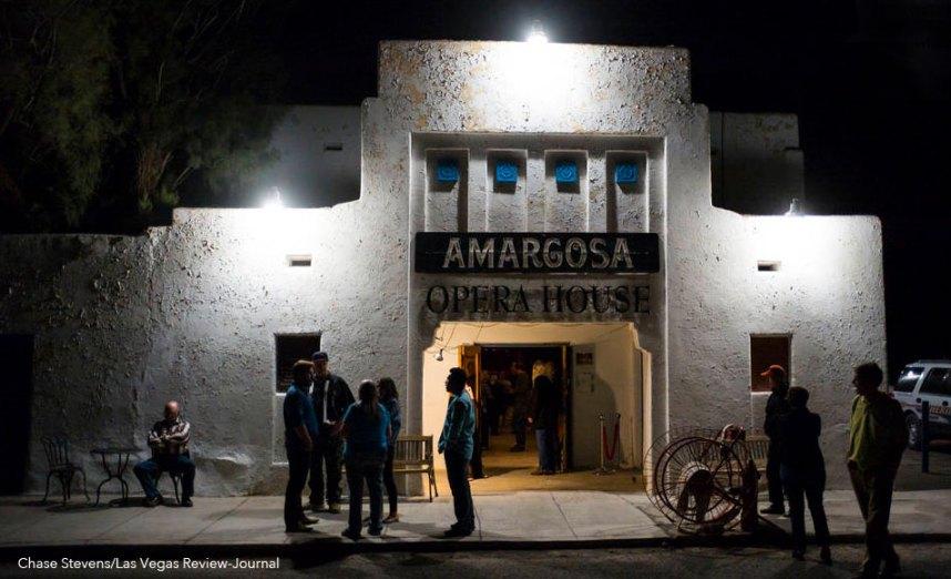 Amargosa Opera House Chase Stevens