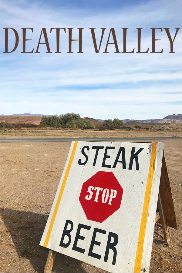 Where to Eat in Death Valley