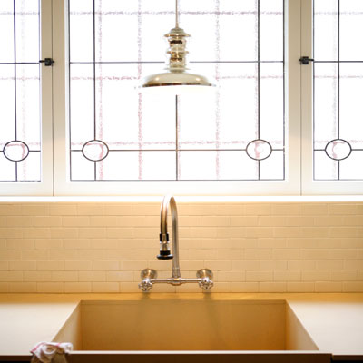 kitchen sink jamie young pendant light