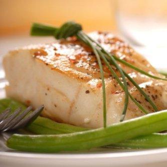 Simple Pan Fried Alaskan Cod Sippitysup