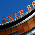 Aker Brygge Sign from Travel Norway