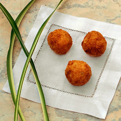 Fried Rice Balls- Arancini