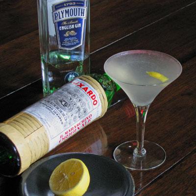 Aviation Cocktial Regan Version