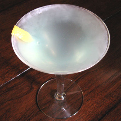 original version aviation cocktail