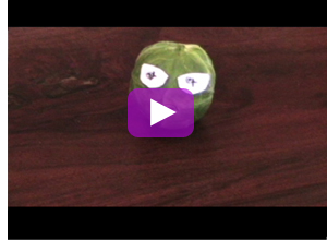 Brussels Sprouts Horror Film