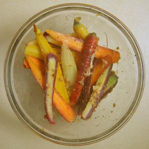 carrots for roasting
