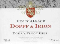 dopff & irion lable