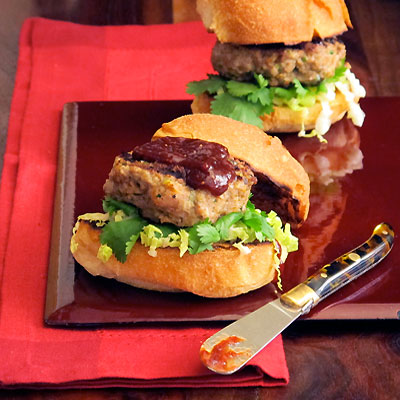A Creative Take on Duck: Sliders with Fig Ketchup - SippitySup