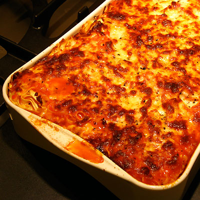 lasagna from sippity sup