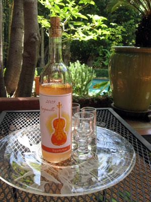 kumquacello a kumquat liqueur