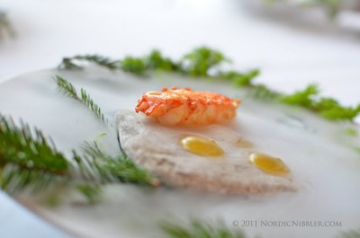 langousines and pine