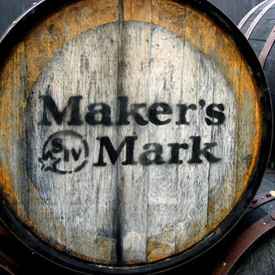 makers mark barrel