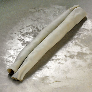 le palmier rolled and prepped