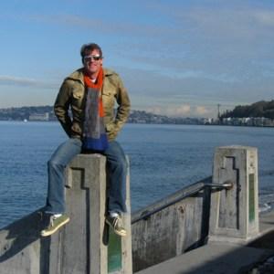 sippitySup on Alki Beach Seattle
