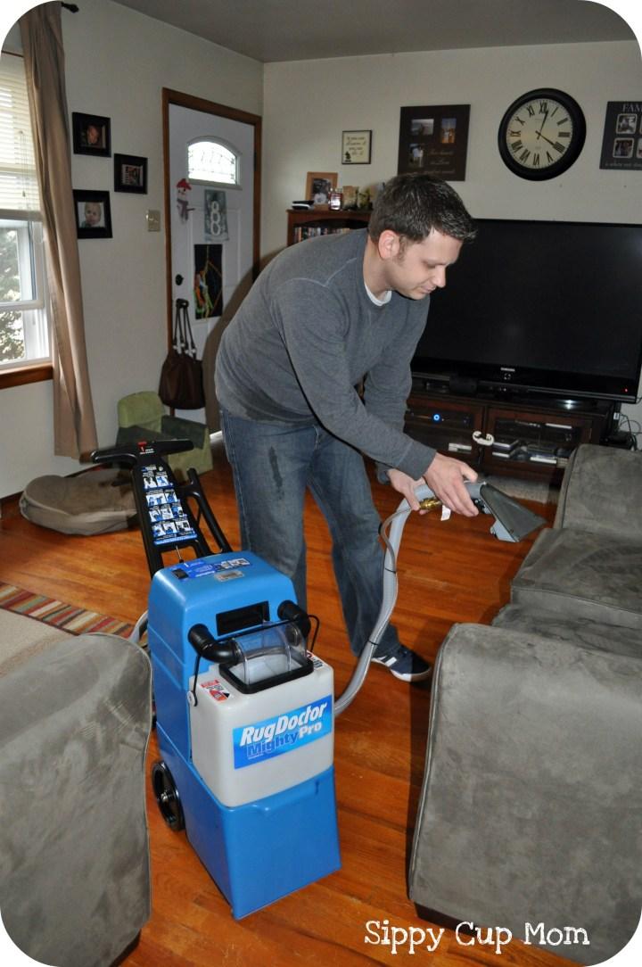 Rug Doctor Sofa Cleaner Scifihitscom