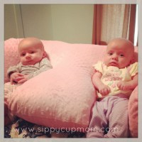 Playtime and Feeding with the Twin Z Pillow {Giveaway ...