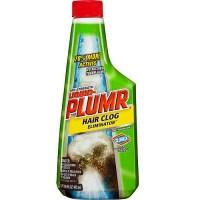Keep Drains Clear with Liquid-Plumrs Hair Clog Eliminator