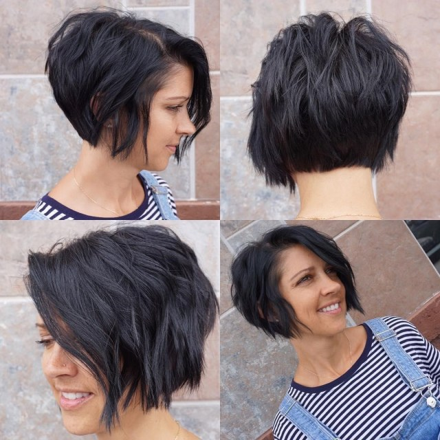 14 exciting asymmetrical bob haircuts every woman wants to