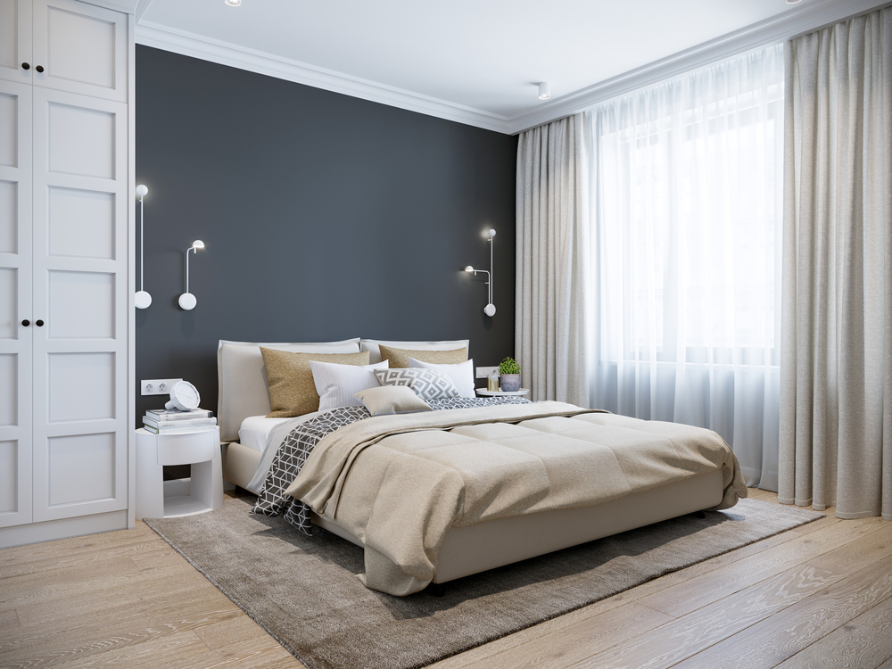 your bedroom to have your bed
