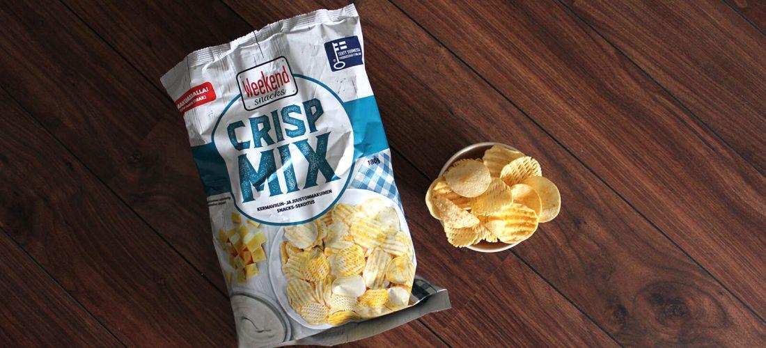Weekend Snacks Crisp Mix