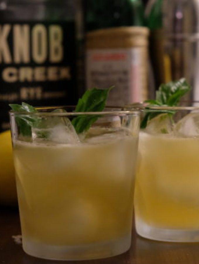 Kentucky Summer Cocktail