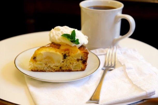 German Apple Cake, Apfelkuchen