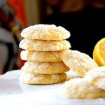 Lemon Mascarpone Cookies