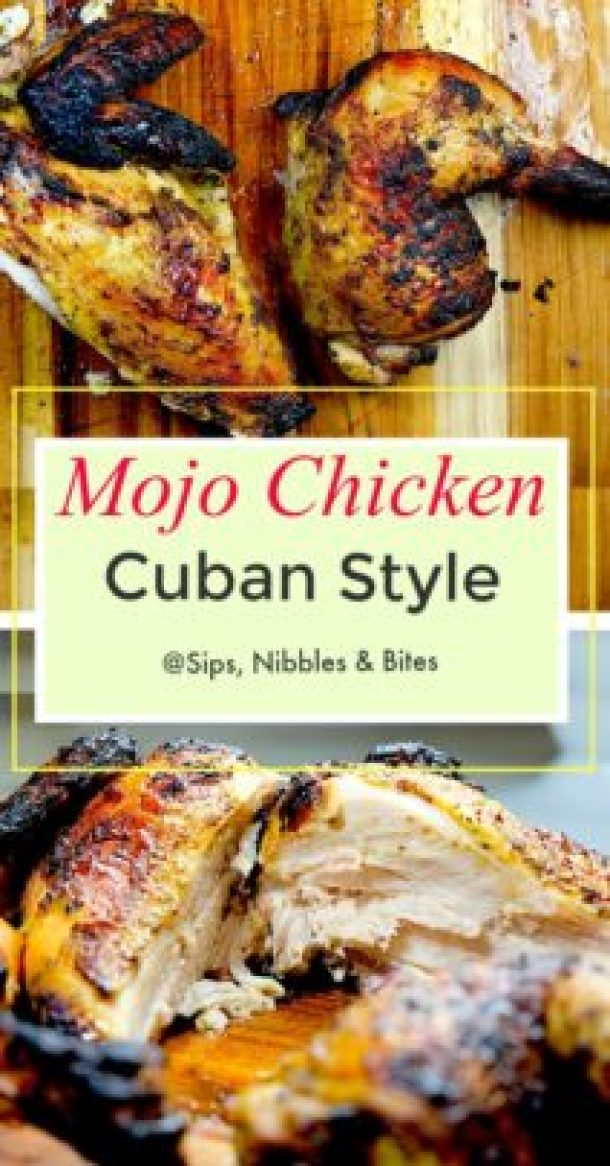 Mojo Chicken