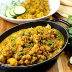 Cauliflower Masala